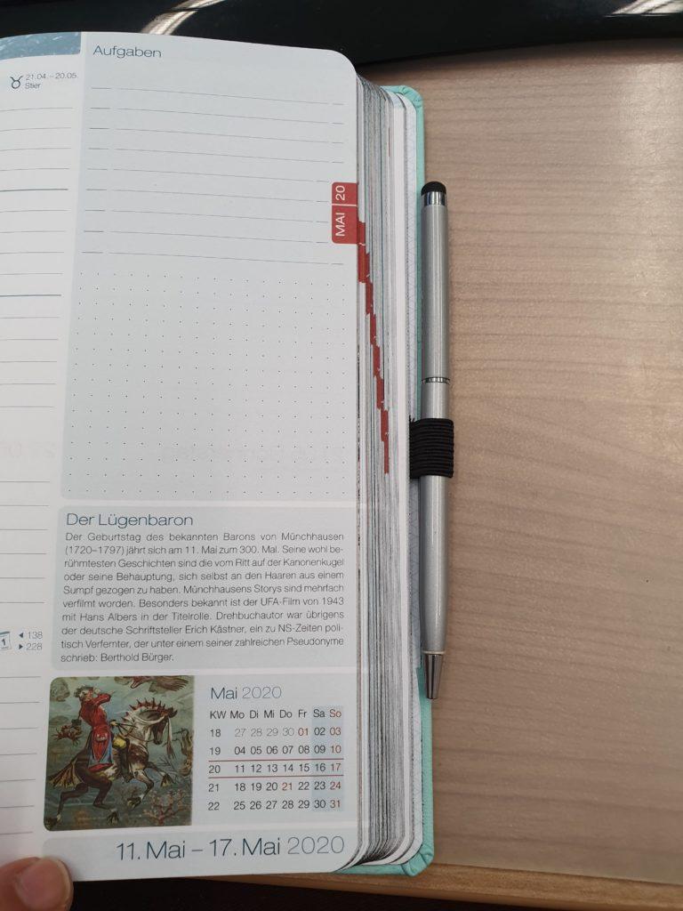 Häfft Timer Stift