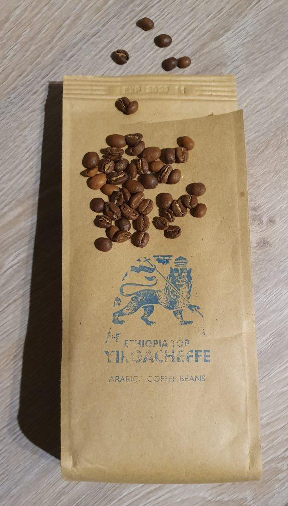 Yirgacheffe von Kaffeekumpeln.de