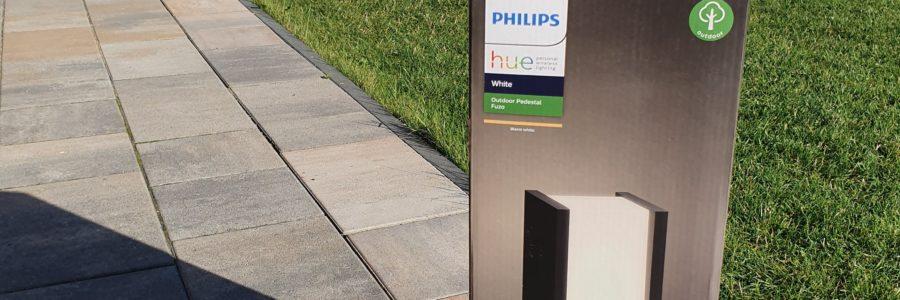 Philips hue Fuzo Inbetriebnahme