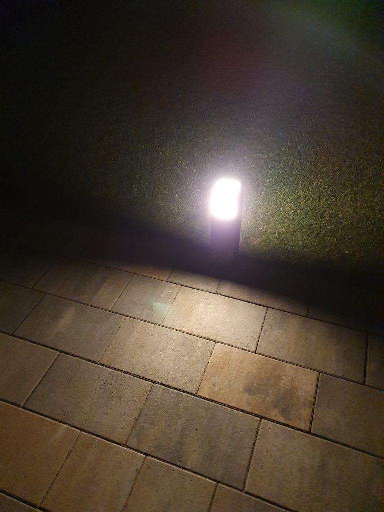 Philips hue Fuzo nachts