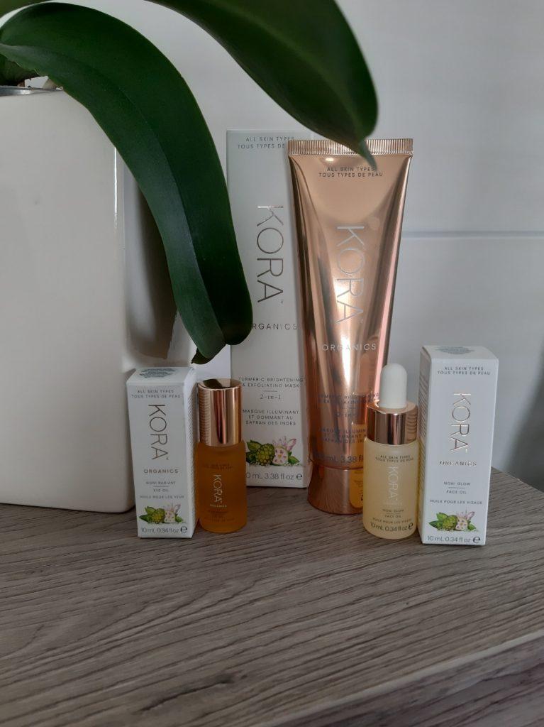 Kora Organics Produkt-Set