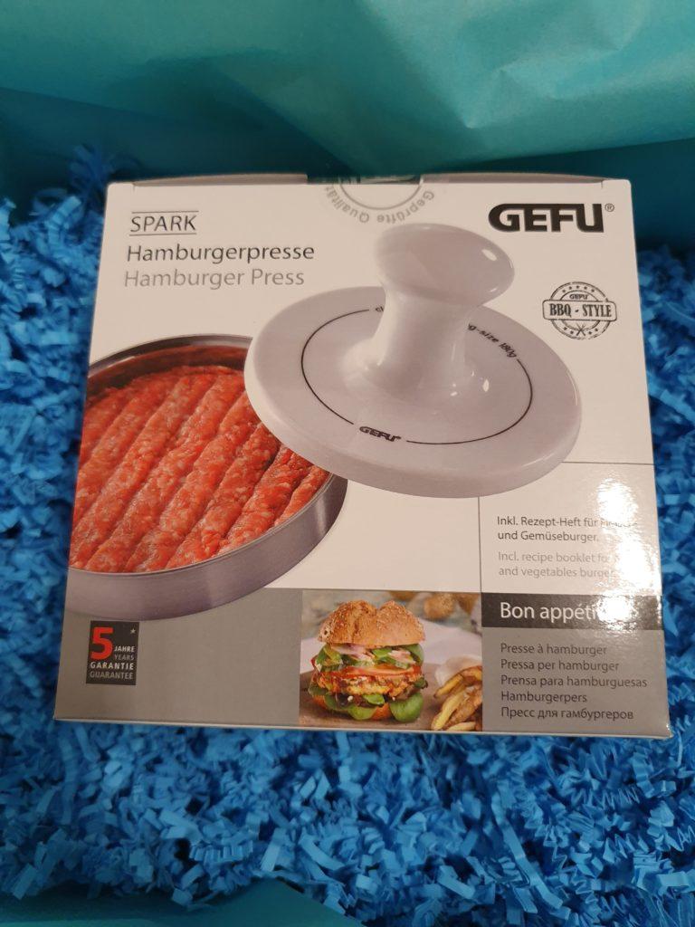 GEFU Burgerpresse