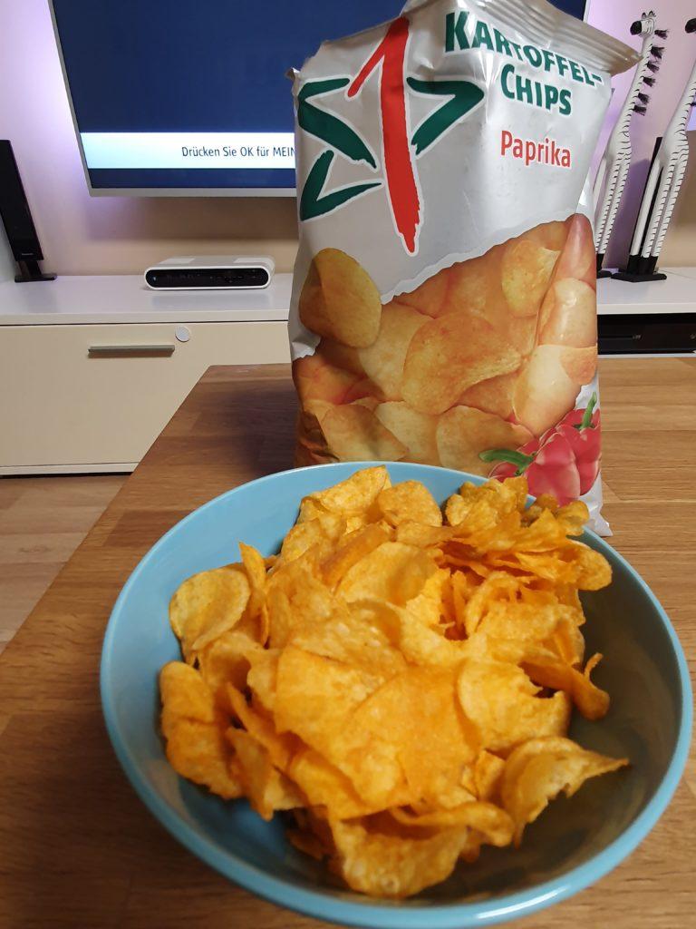 star Kartoffelchips