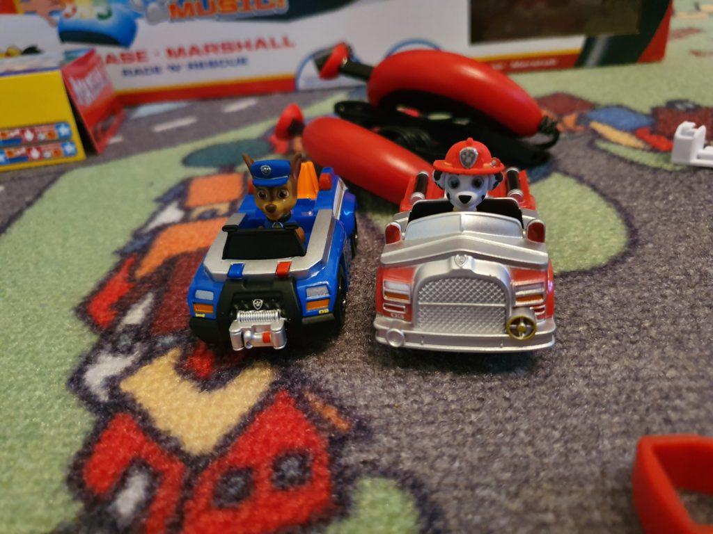 Marshall und Chase
