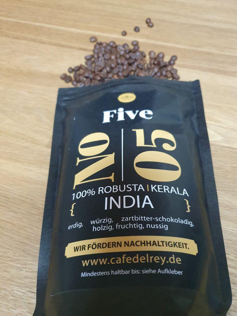 Café del rey no 05 india