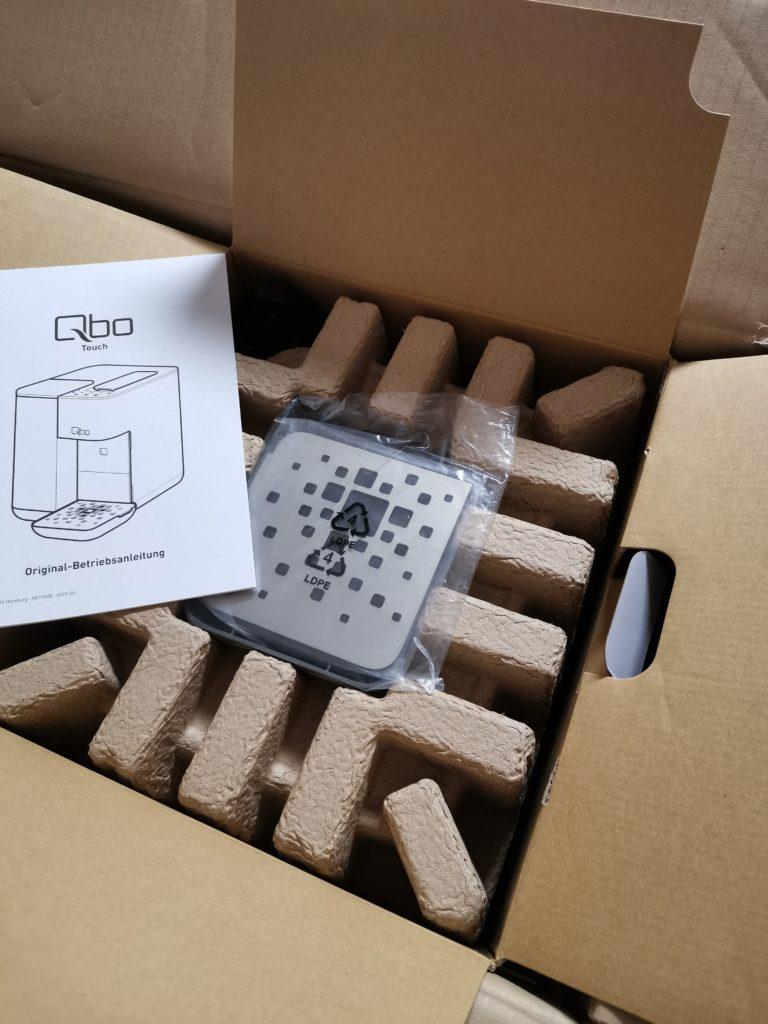 Erstkontakt mit der QBO