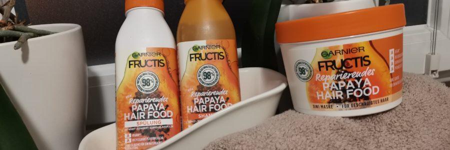 Garnier Fructis HAIR FOOD PAPAYA