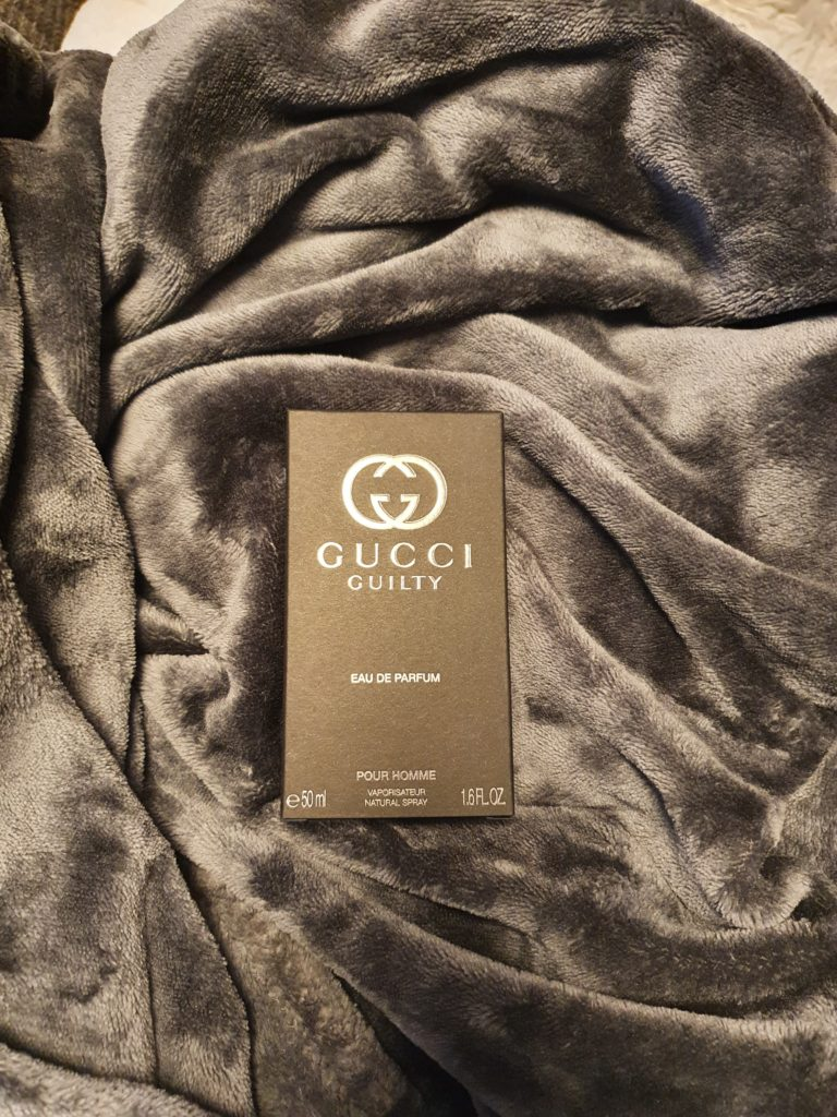 gucci guilty test