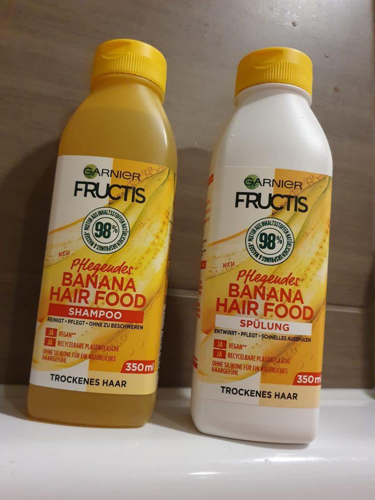 Garnier Fructis HAIR FOOD SERIE