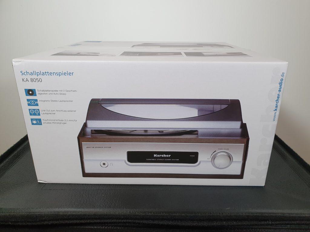Schallplattenspieler KA8050