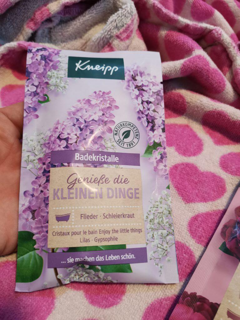Kneipp Badekristall Lavendel