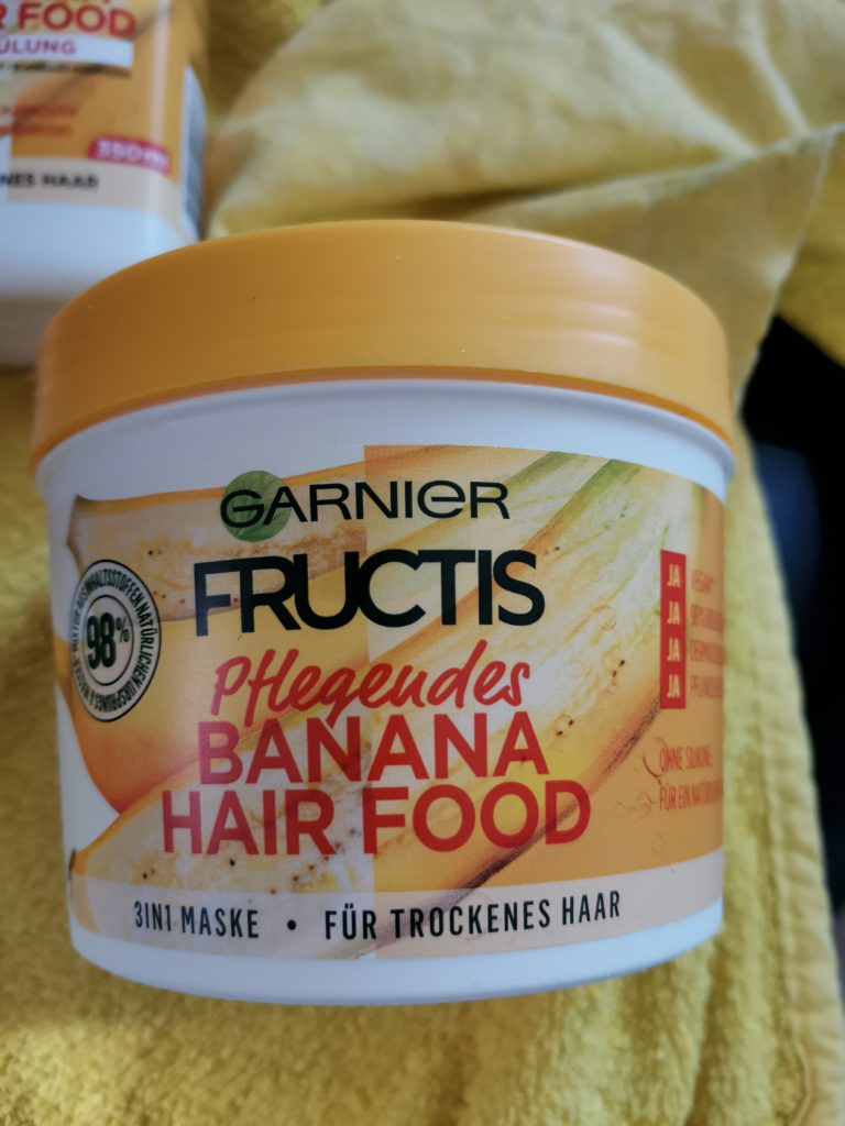 Garnier Fructis HAIR FOOD SERIE