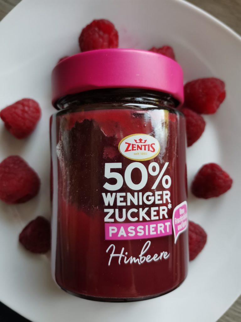 Brandnooz Zentsi 50 % weniger Zucker