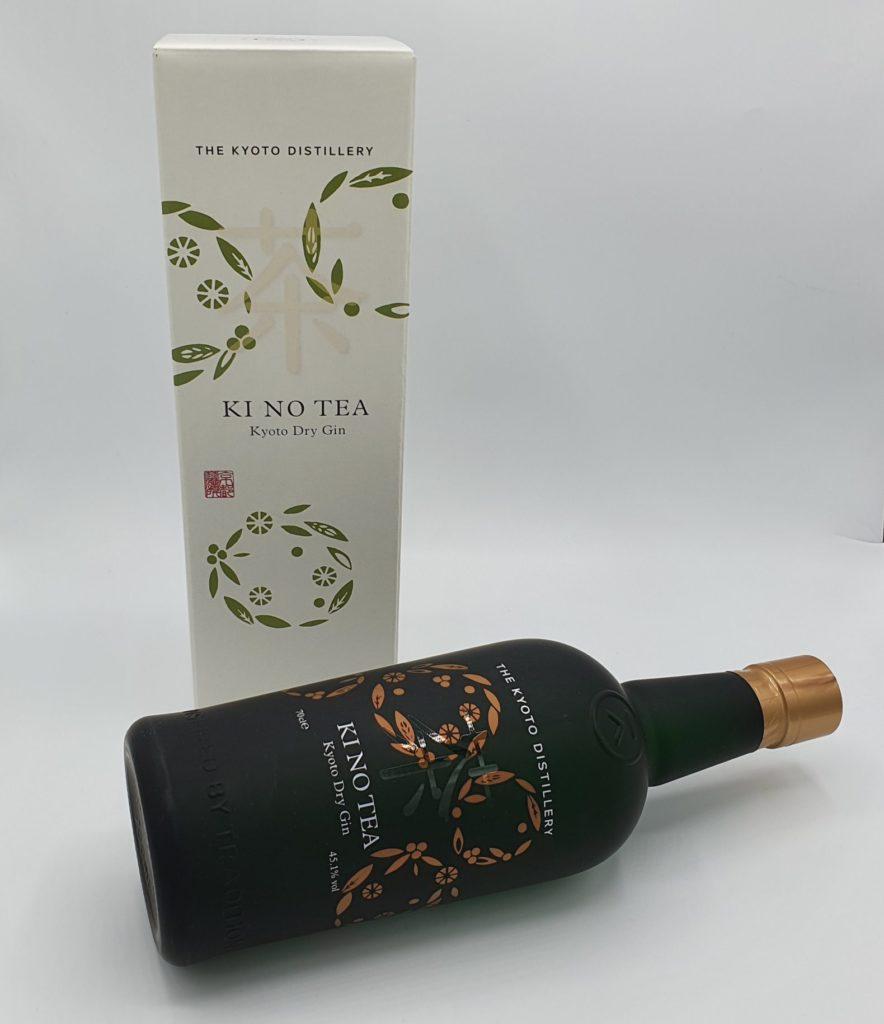 Kinobi Ki No Tea Kyoto Dry Gin