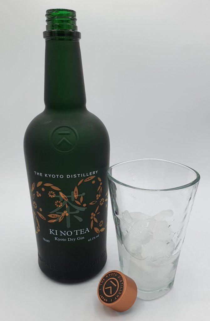 Kinobi Ki No Tea Kyoto Dry Gin pur