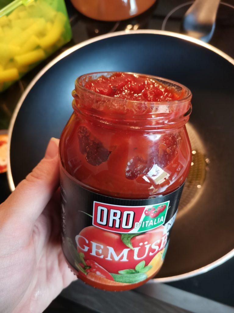 Brandnooz ORO d Itialia Tomatensauce