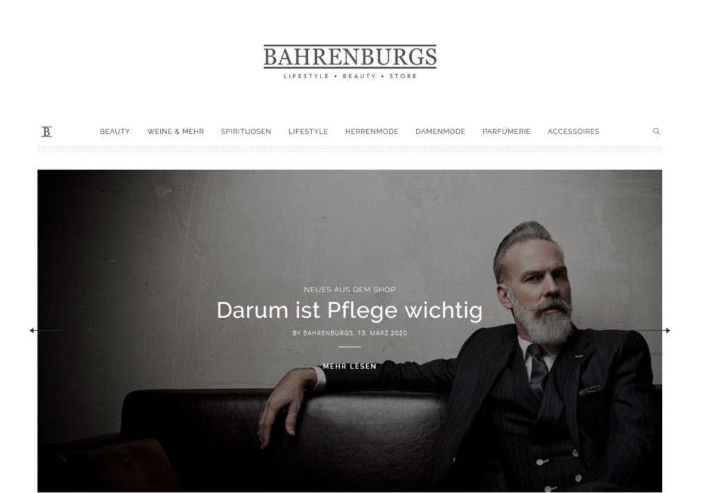 bahrenburgs.de