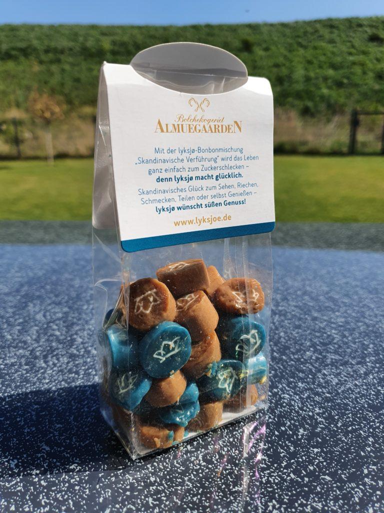 lyksjø mischung bonbons