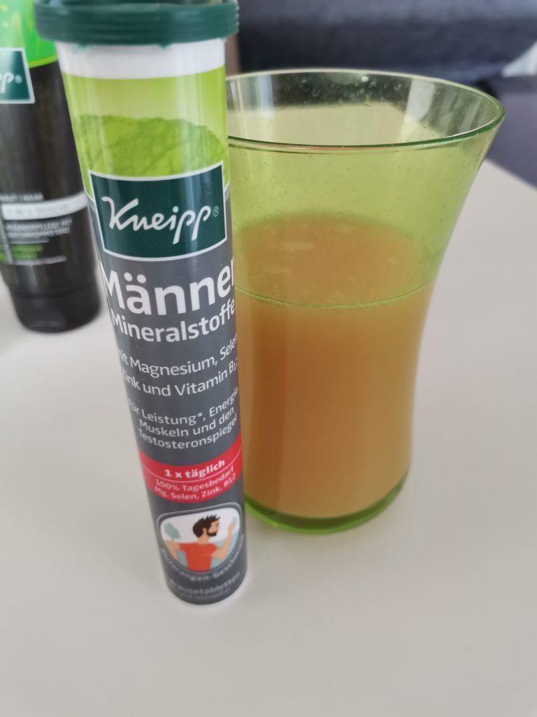 Männer Vitamine Kneipp