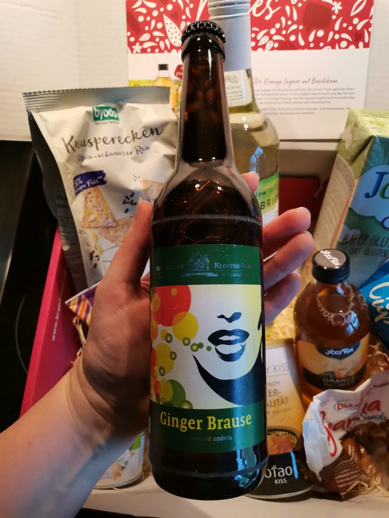 Neuzeller Kloster-Bräu Ginger Brause brandnooz