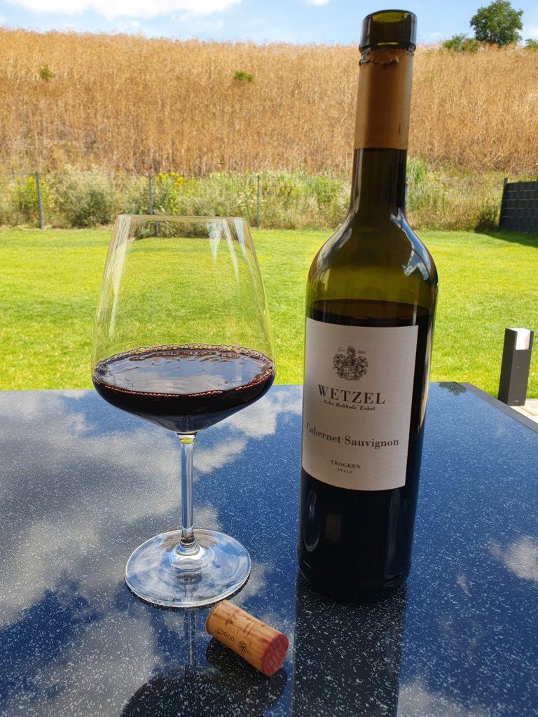 Weinprobe Cabernet Sauvignon