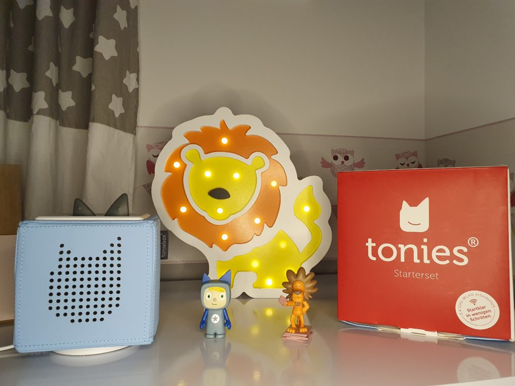 toniebox tonies