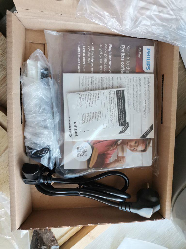 Verpackung Philips 4300 Series