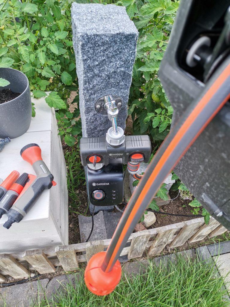 Bewässerungscomputer smart
