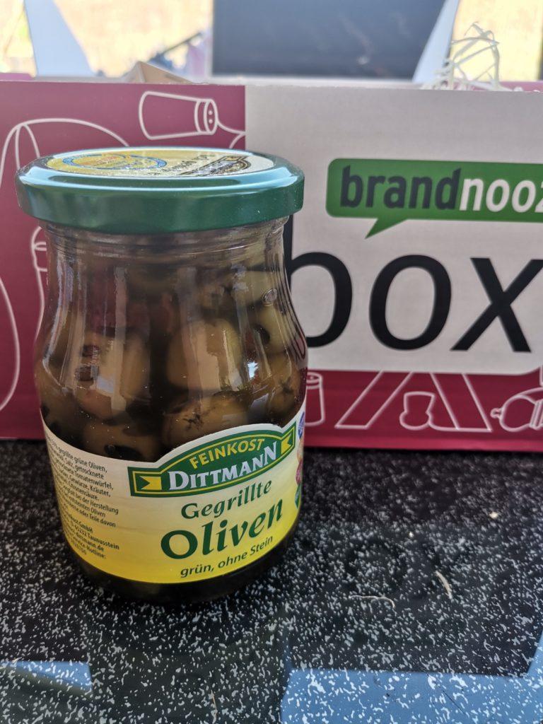 Feinkost Dittmann gegrillte Oliven