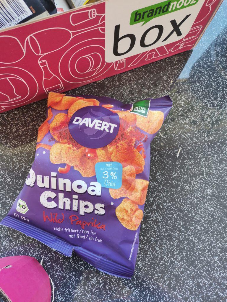 DAVERT Quinoa Chips