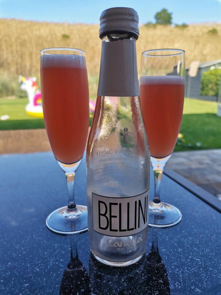 Bellini Pfirsich Sekt