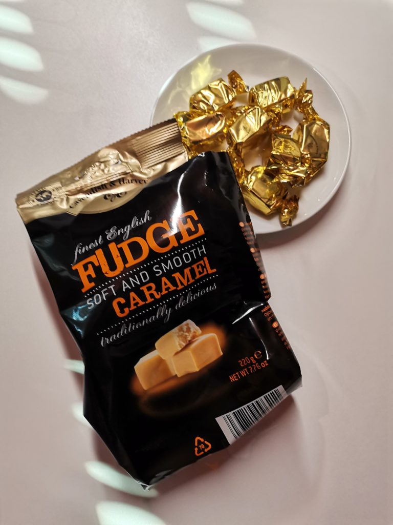 Caramel Fudge soft