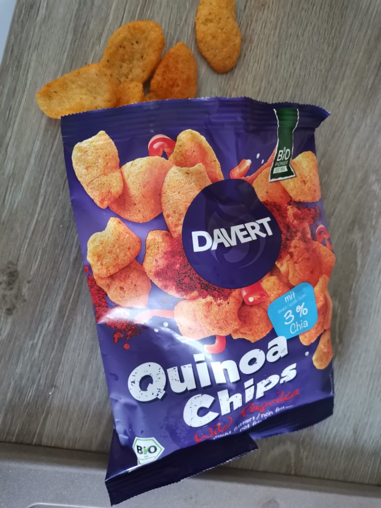 DAVERT Quinoa Paprika