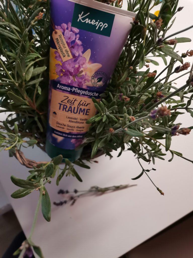 Zeit für Träume Lavendel