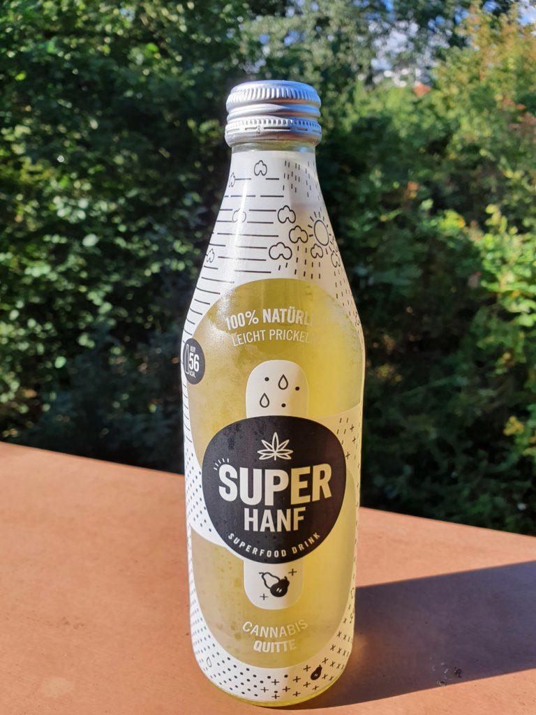 Super Getränke Hanf