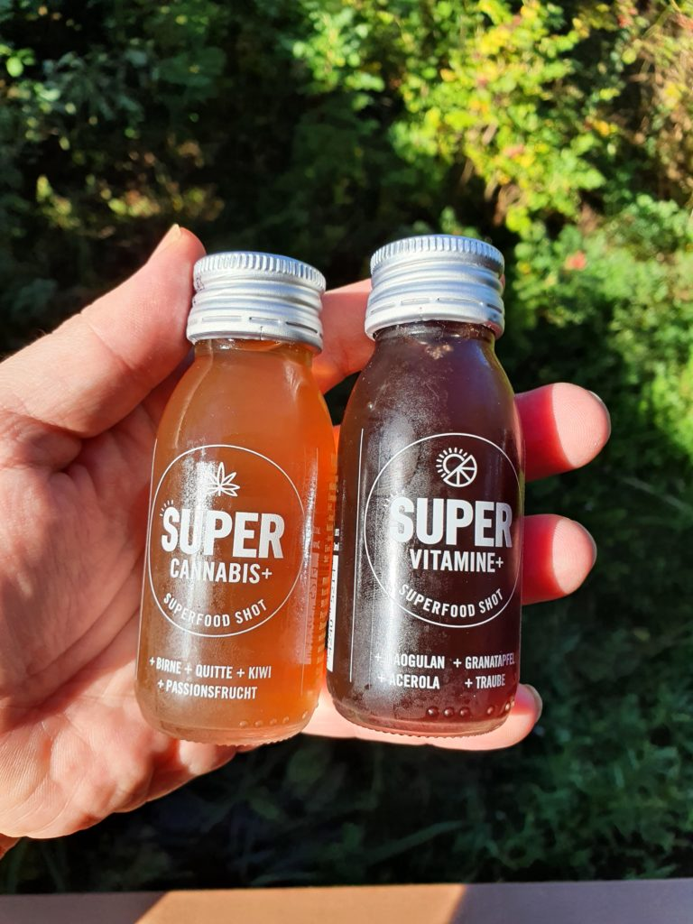 Super Getränke Shots