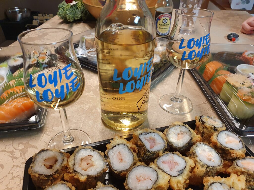 Louie Louie Wein
