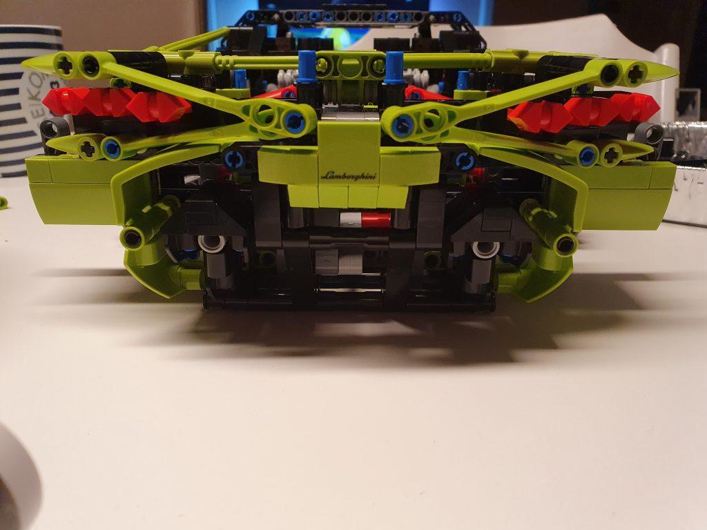 Lamborghini Sián FKP 37 Beleuchtung