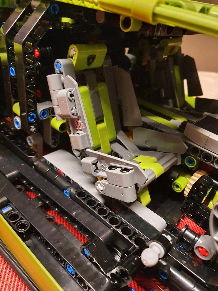 Lamborghini Sián FKP 37 Innenraum