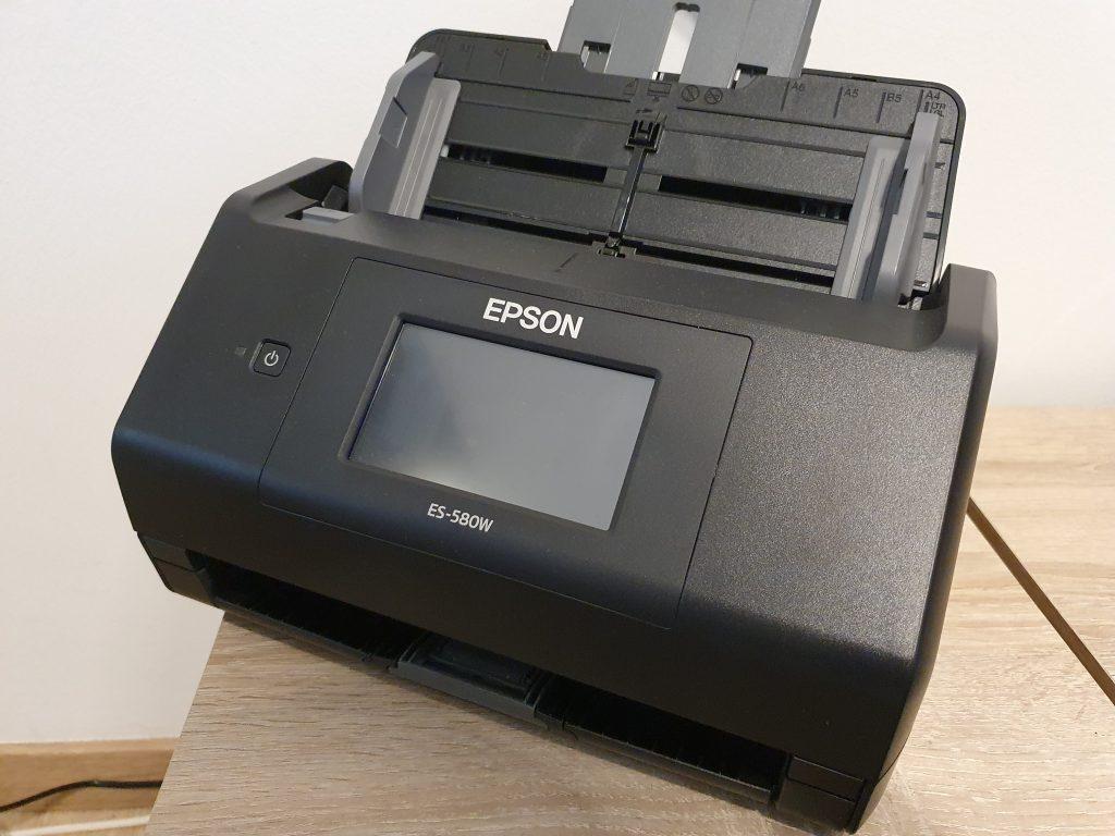 Epson ES-580W Dokumentenscanner