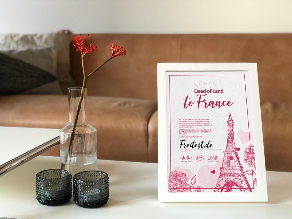 Unikat Gewinn Valentinstag