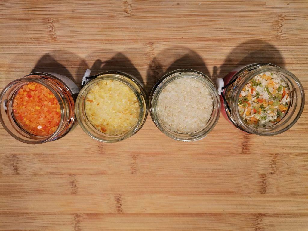 Aroma-Salz asiatische Salze asiatisch aromatisiertes EdelSalz