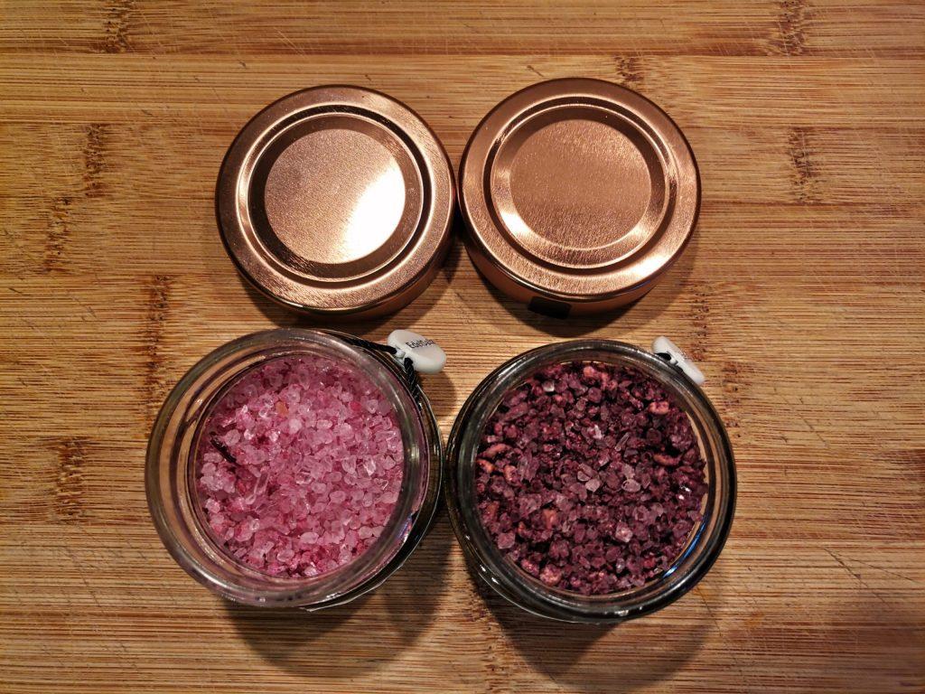 lila Salz red wine red onion Aroma-Salz