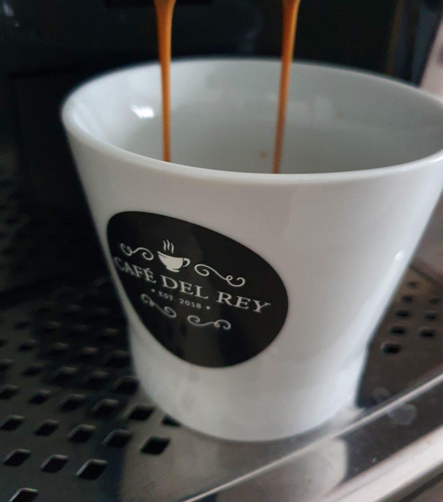 Koffeinfreier Kaffee No 00 Zero von Café del Rey