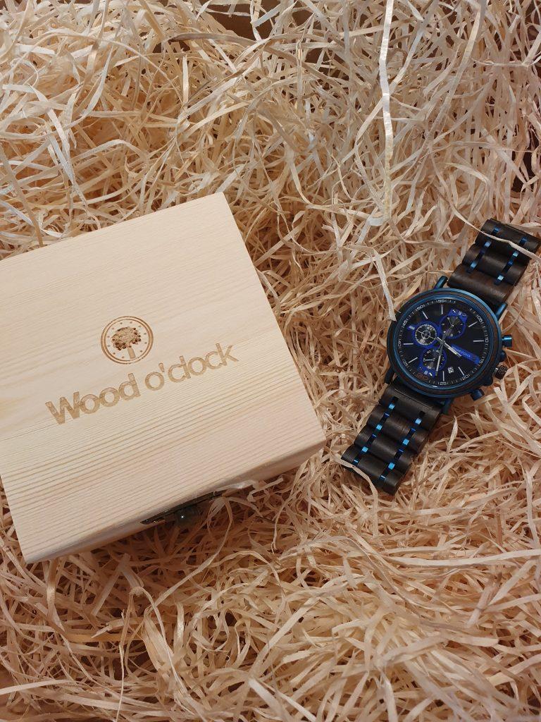 Holzuhren von Wood oClock