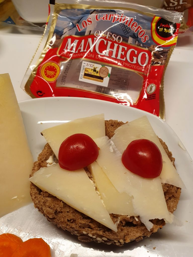 Manchego Käse