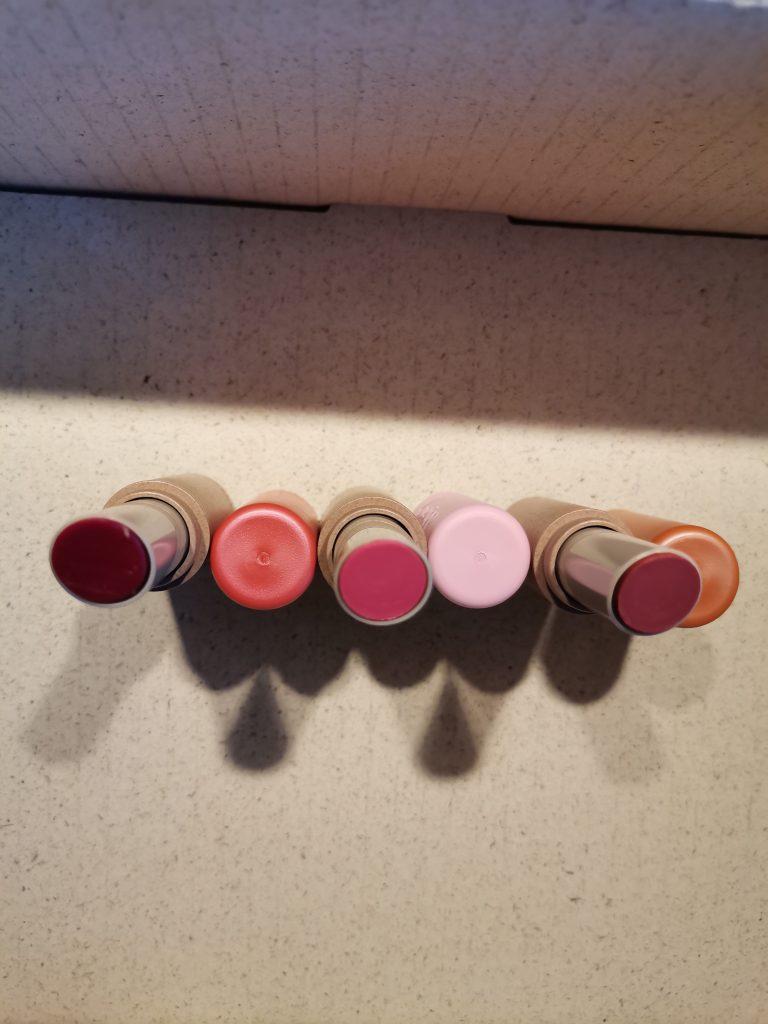 alle 3 Farben Lippenpflege Kneipp