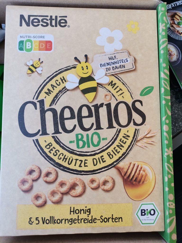 Nestle Cheerios Bio