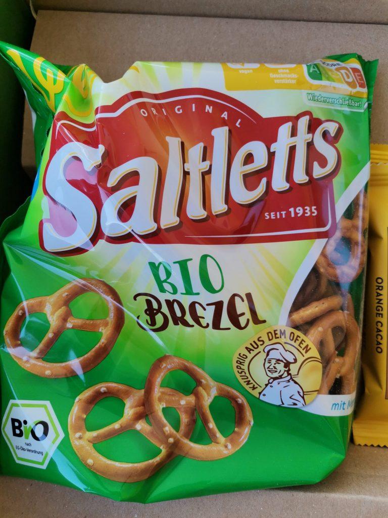 Saltletts Bio Brezel
