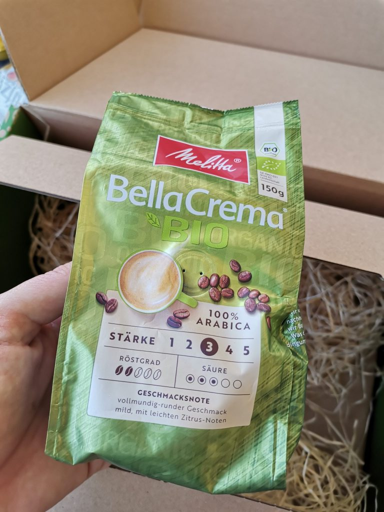 Melitta Bella Crema Bio